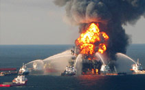 BP Oil Spill Gulf Coast Florida