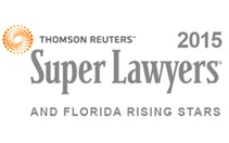 2015 Florida Super Lawyers and Rising Stars