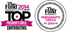 The Fund 2014 Top Contributors and President's Fund | Serving Southwest Florida Real Estate