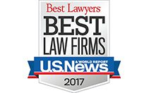 Farr Law Firm 2017 Best Law Firms List | U.S. News & World Report