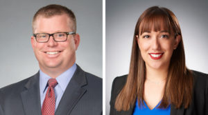 Attorneys Brett H. Sifrit and Sara Castro are now shareholders at Farr Law Firm.