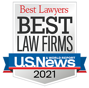 Best Lawyers Best Law Firms 2021 U.S. News